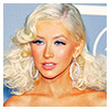 Smiley gratuit christina aguilera 146323